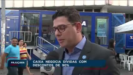 Caminhão da Adimplência: clientes Caixa podem liquidar dívidas com descontos