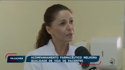 Acompanhamento farmacêutico melhora qualidade de vida de pacientes