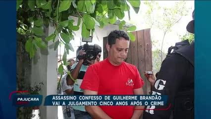 Caso Guilherme Brandão: assassino confesso de empresário vai a julgamento