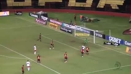 Futebol: CRB perde por 1x0 contra o Sport Recife