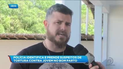 Polícia prende integrantes de facção suspeitos de torturar mulher em Maceió