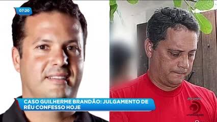 Caso Guilherme Brandão: assassino confesso do empresário vai a julgamento