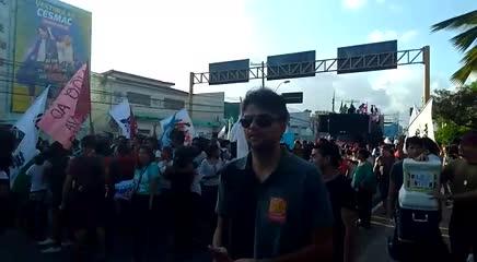 Greve geral: manifestantes vão às ruas contra a reforma da Previdência
