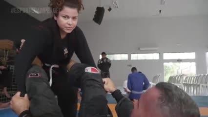 Um projeto de Jiu-Jitsu está mudando a realidade de muitos jovens no Benedito Bentes