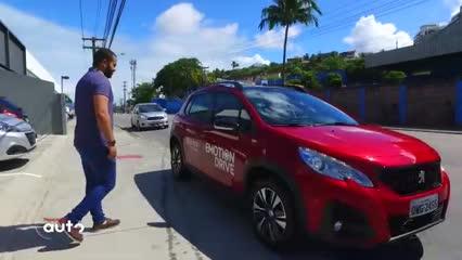 Auto Dica: Convidamos um cliente Peugeot para conhecer o novo 2008