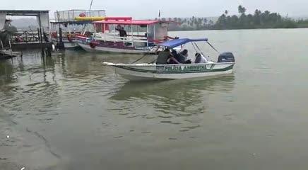 Fiscalização do IMA deve aponta causa de mortandade de peixes na Lagoa Maguaba