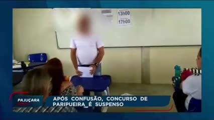 Prefeitura de Paripueira pede cancelamento integral do concurso após confusão