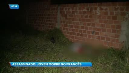 Jovem de 18 anos foi assassinado em Marechal Deodoro