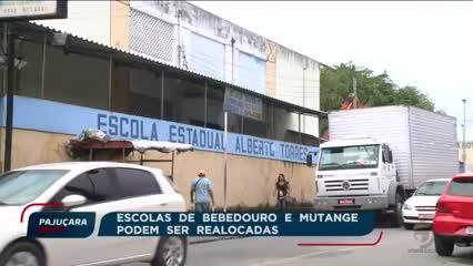 Escolas dos bairros em situação de calamidade estão sendo monitoradas