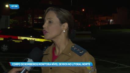Corpo de Bombeiros monitora situação das chuvas no interior de Alagoas