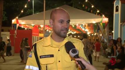 Festa Junina no Jaraguá: confira a movimentação do trânsito