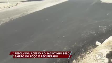 Resolvido: Acesso ao Jacintinho pelo bairro do Poço é recuperado