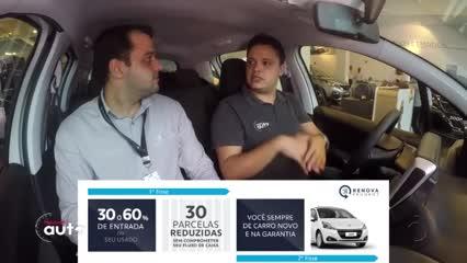Auto Dica: Conheça o plano Renova Peugeot