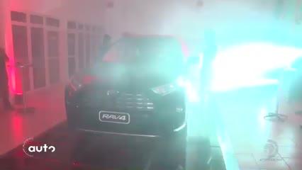 Autoforte Maceió apresenta o novo Toyota RAV4 Hybrid