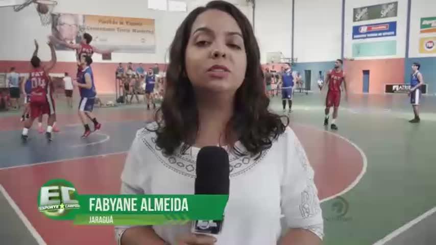 Final da Copa Ivone Santos de Basquete 2019