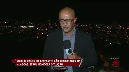 Zika: 19 casos em gestantes são registrados em Alagoas