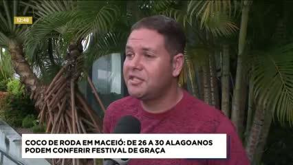 Maior festival de Coco de Roda do estado acontecerá em shopping da capital