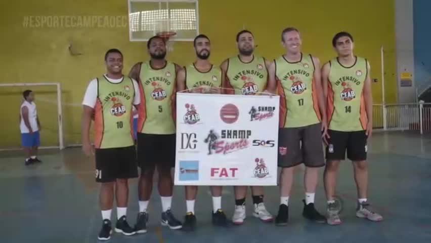 Veja como foi a semifinal da Copa Ex-Alunos de Basketball