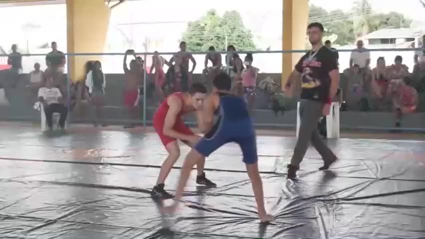 Desafio Esporte Campeão de Wrestling