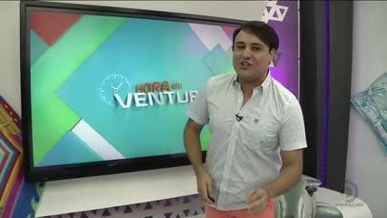 Ô de Casa: Bruno Ventura invade a casa de mais uma telespectadora para cozinhar com Coringa -Bloco 1