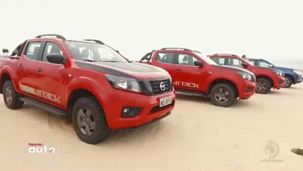 Test Drive: Nissan Frontier Attack