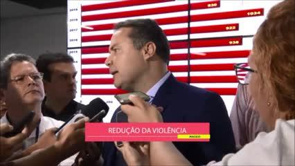 Edital para concurso da Sefaz deve ser públicado até final do mês, diz governador