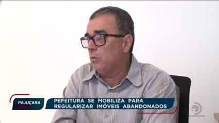 Prefeitura se mobiliza para regularizar imóveis abandonados