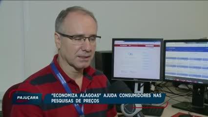 """""""Economiza Alagoas"""" ajuda consumidores nas pesquisas de preços"""