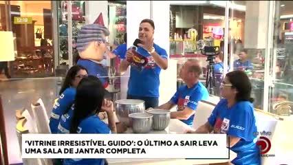 ''Vitrine Irresistível'' Guido e TV Pajuçara: O último a sair ganha
