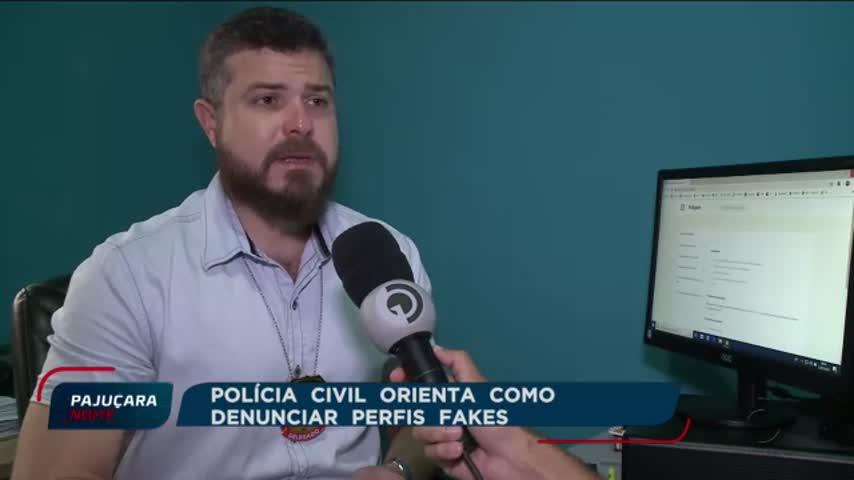 Polícia Civil orienta como denunciar perfis fakes