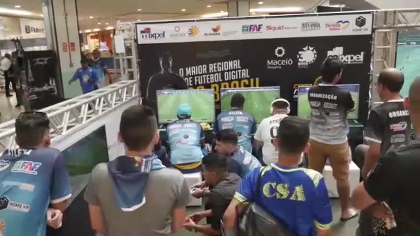 Copa Nordeste de Futebol Digital
