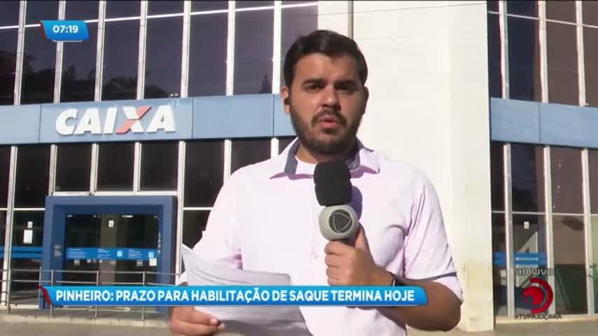 Rachaduras no Pinheiro: Prazo para habilitação ao saque do FGTS termina nesta segunda-feira