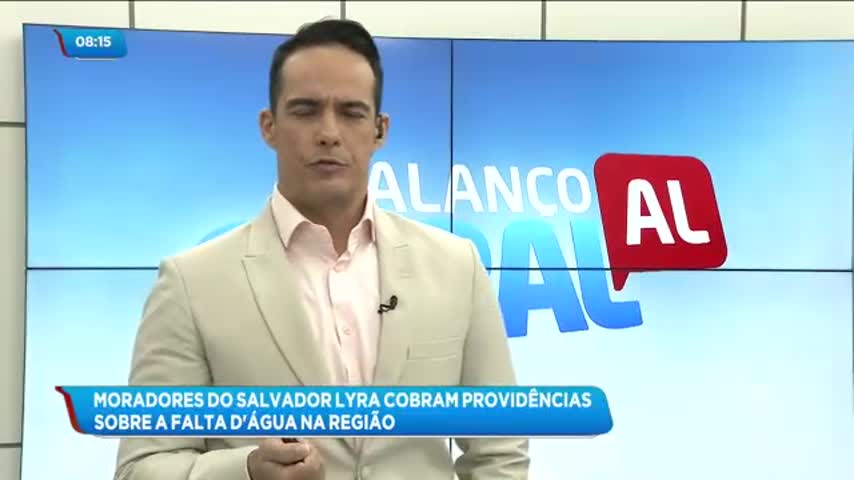 Moradores do Salvador Lyra cobram providências da Casal pela falta de água na região