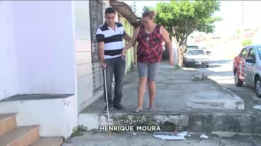 Donos de imóveis em Maceió devem seguir normas técnicas para reformar calçadas