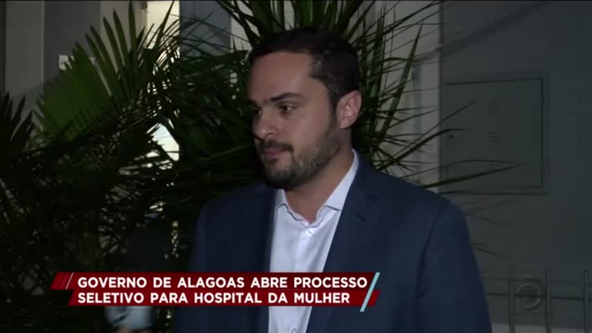Governo abre processo seletivo para Hospital da Mulher