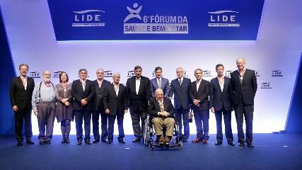 PRÊMIO LIDE DE SAÚDE E BEM-ESTAR 2017
