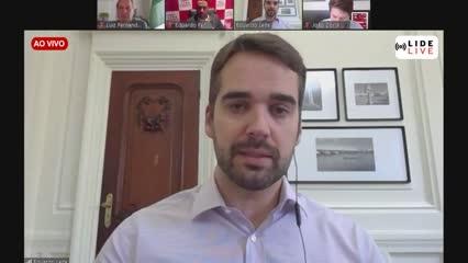 LIDE LIVE - CENÁRIO ATUAL NOS ESTADOS E MEDIDAS EM DEFESA À VIDA E À ECONOMIA