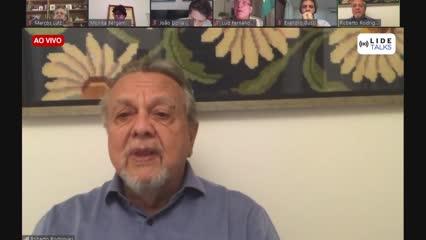 LIDE TALKS - AGRO E LOGÍSTICA: O PAPEL DOS SETORES EM MOMENTOS DE CRISE