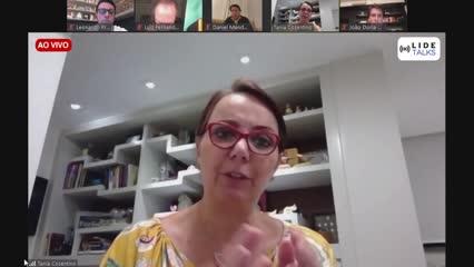 LIDE TALKS - TRANSFORMAÇÃO E INOVAÇÃO EM TEMPOS DE CRISE